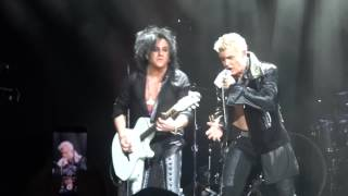 Billy Idol - WHITE WEDDING - Live Hard Rock Hollywood FL, Sept/21/2015