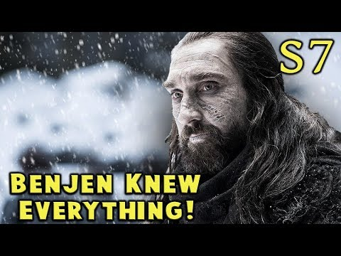 Benjen Stark Served A Bigger Purpose Than You Know! (Game of Thrones)