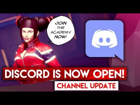 DISCORD IS NOW OPEN! Join Red Gambit's Academy for Gaming Excellence!