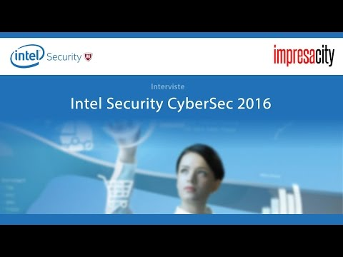 Ferdinando Torazzi Regional Director Italy and Greece, Intel Security | Gli speciali di Impresacity