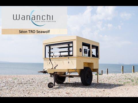 Séon TRO Seawolf Mobile Desalination