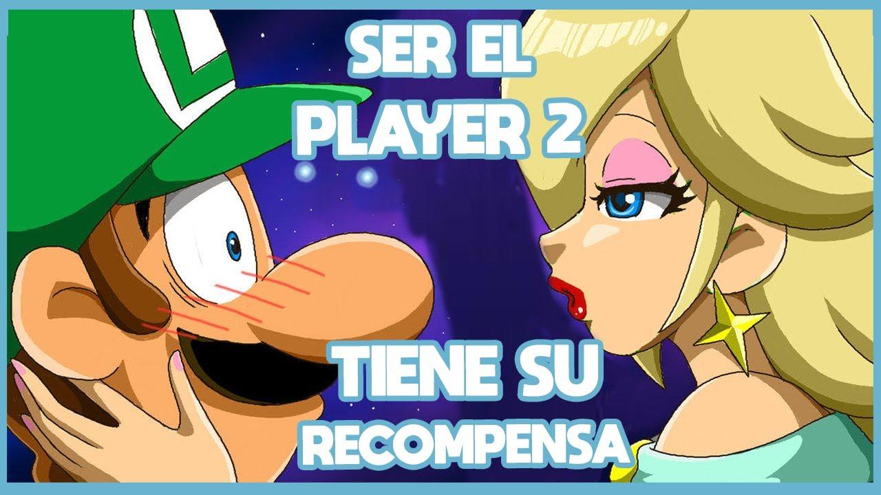 Todas las veces que LUIGI fue el HÉROE y SALVÓ a Peach y Mario | N Deluxe