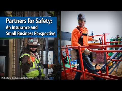 Partners In Safety: An Insurance And Small Business Perspective