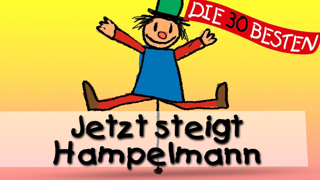 Jetzt Steigt Hampelmann Die Besten Spiel Und Bewegungslieder Kinderlieder