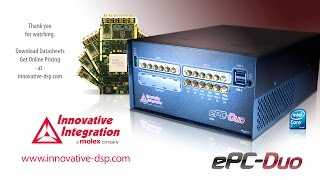 Innovative Integration ePC-Duo Introduction