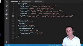 33 CHALLENGE   Run NPM scripts simultaneously   SOLUTION