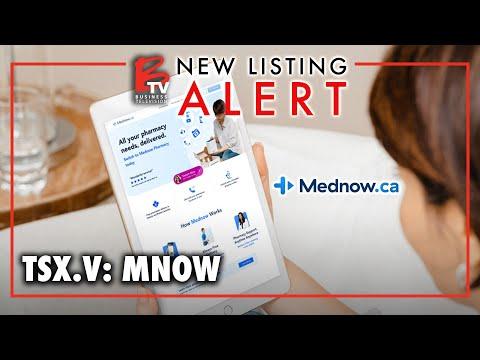 New Listing Alert: Mednow.ca (TSX.V: MNOW) | A Full-Service Online Pharmacy