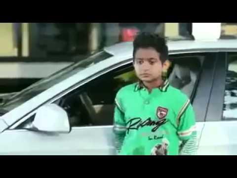 Anak Tersentuh Hatinya Terhadap Si Miskin Di Jalan