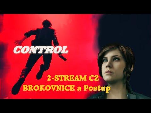 CONTROL | BROKOVNICE a Postup cz stream 2jj