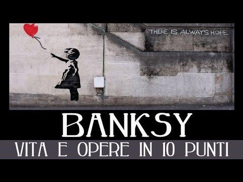 Banksy: vita e