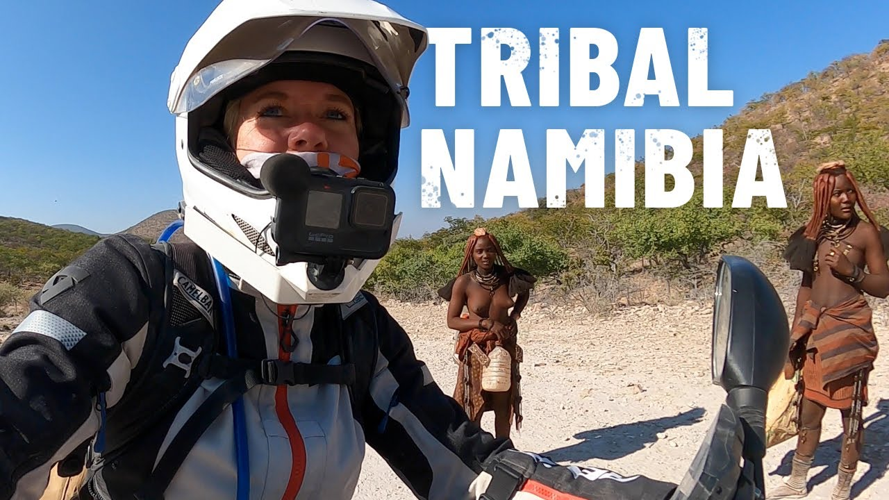 Entering Namibia's TRIBAL LANDS [S5 - Eps. 58]