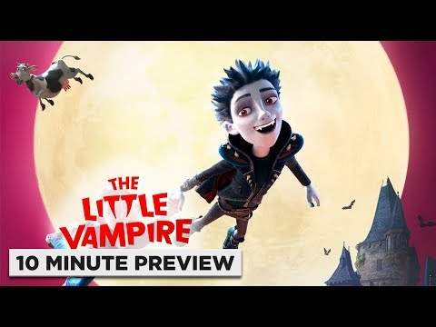 The Little Vampire   10 Minute Preview   Own it now on DVD & Digital
