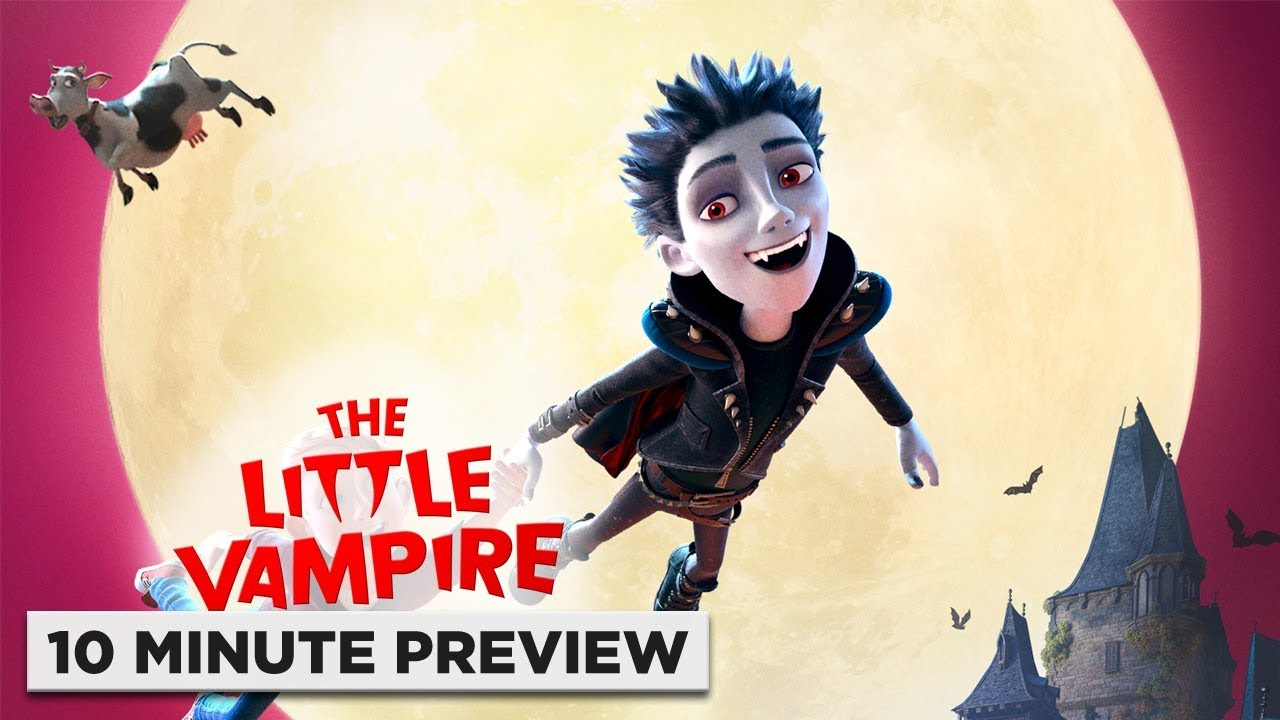 Download The Little Vampire   10 Minute Preview   Own it now on DVD & Digital