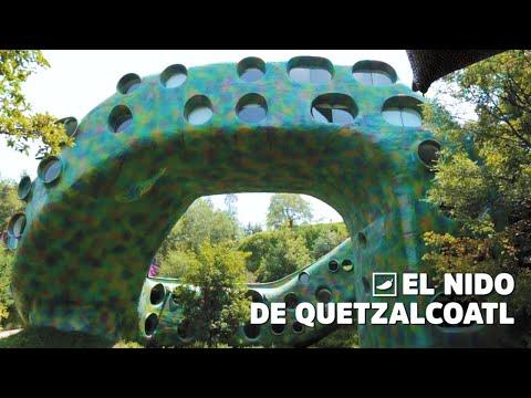 Conoce el Nido de Quetzalcóatl de Javier Senosiain | CHILANGO