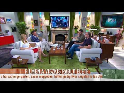 Viszkis-film: Nem akartak hőst csinálni Ambrusból! - tv2.hu/mokka
