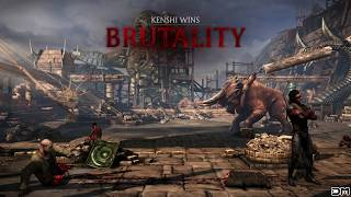 Mortal Kombat X Jason Won