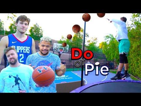 2HYPE DICE ROLLING BASKETBALL CHALLENGE (Jesse, zackttg, moochie)