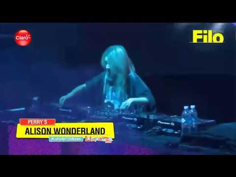 Alison Wonderland Live At Bonnaroo 2018