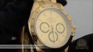 Швейцарские часы Rolex Daytona Zenith Movement Watch(Обзор. Краткая характеристика часов Rolex Daytona Zenith Movement Watch. Часовщик - ремонт швейцарских часов www.chasovshik.ua www.faceb..., 2014-07-22T10:32:38.000Z)