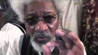 Wole Soyinka speaks.mov