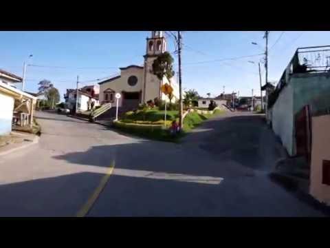 Hoteles en Salamina Caldas - Ruta a cabaña campestre - Hotel Colonial