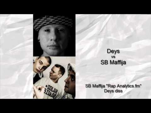 "SB Maffija - ""Rap Analytics.fm"" - Deys diss"