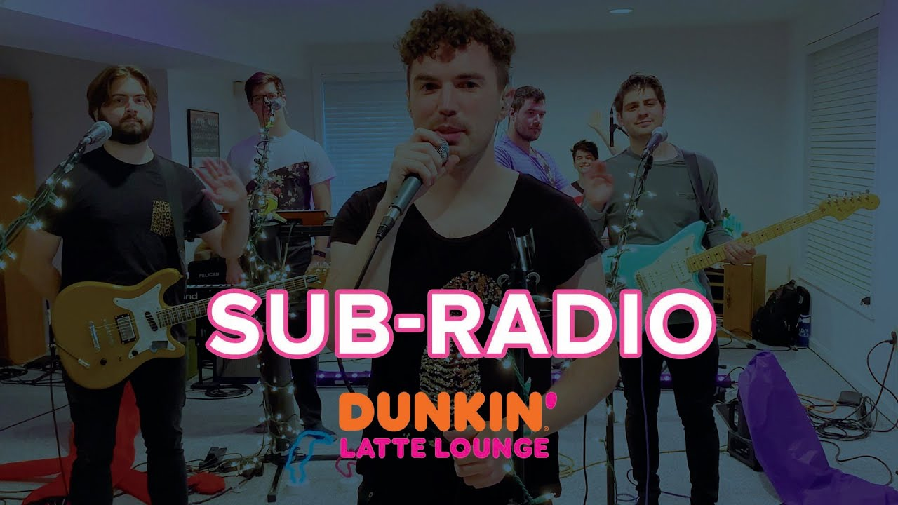 Sub-Radio Performs At The Dunkin Latte Lounge