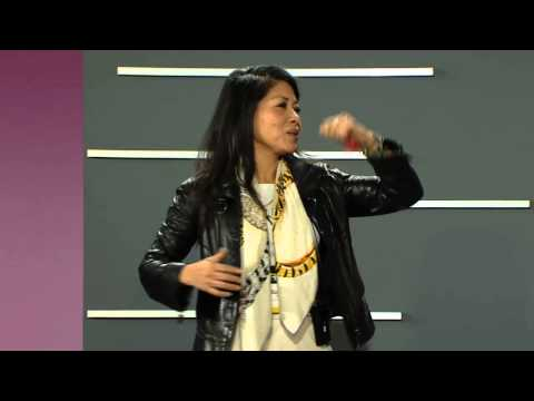 Karen Tse of International Bridges to Justice at Techonomy 2012