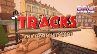 Tracks - The Train Set Game PC Gameplay 1080p 60fps