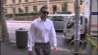 Man allegedly bashed by NSW police testifies at inquiry   SBS World News