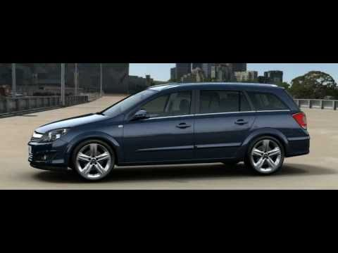 opel astra h caravan - 360° view - youtube
