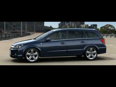 Opel Astra H Caravan - 360° View - YouTube