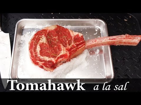 Tomahawk a la Sal   La Capital