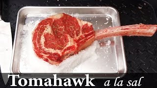 Tomahawk a la Sal | La Capital
