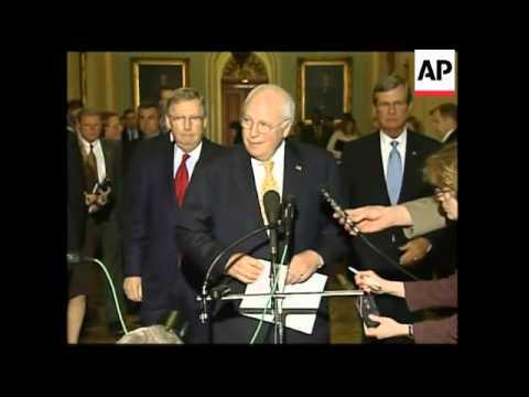 Bush says he will veto Iraq spending bill ADDS reax