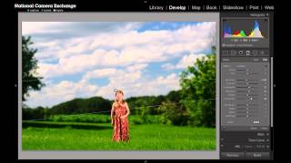 Adobe Lightroom 5: Graduated and Radial Filter Tools