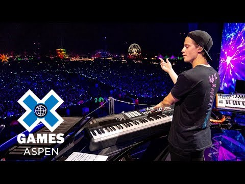 KYGO: Performing Artist Music Profile | X Games Aspen 2019