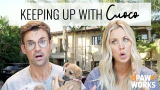 "Keeping Up With Cuoco - ""Brad Can't Do It Alone"""
