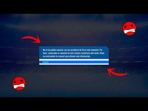 😡¡¡SE CAEN LOS SERVIDORES MUNDIALMENTE DE FIFA 19!! | EASPORTS REGALA SOBRES Y REVIENTA EL SERVIDOR