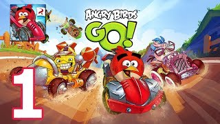 Angry Birds Go / Que Comience la Aventura.!! - Parte 1