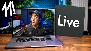 Ableton Live 11 REVIEW // The Perfect DAW?!