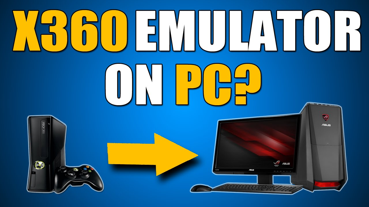 how to download xbox 360 emulator for pc