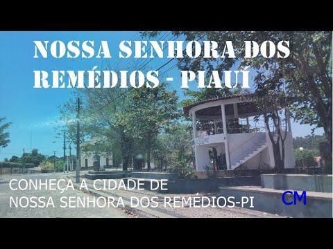 Nossa Senhora dos Remédios Piauí fonte: i.ytimg.com