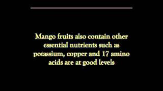 Health Benefits Of Mango Thumbnail