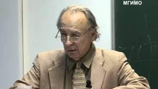 видео: Лекция Джеффри Хоскинга (Королевская академии наук)