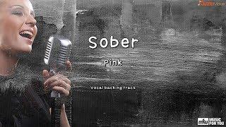 Sober - Pink (Instrumental & Lyrics)