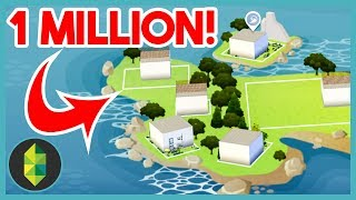 1 MILLION Fans Across All Lots (Actually)