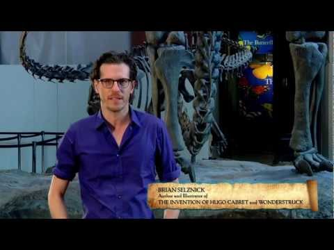 Take a WONDERSTRUCK Virtual Field Trip to the American Museum of Natural History with Brian Selznick