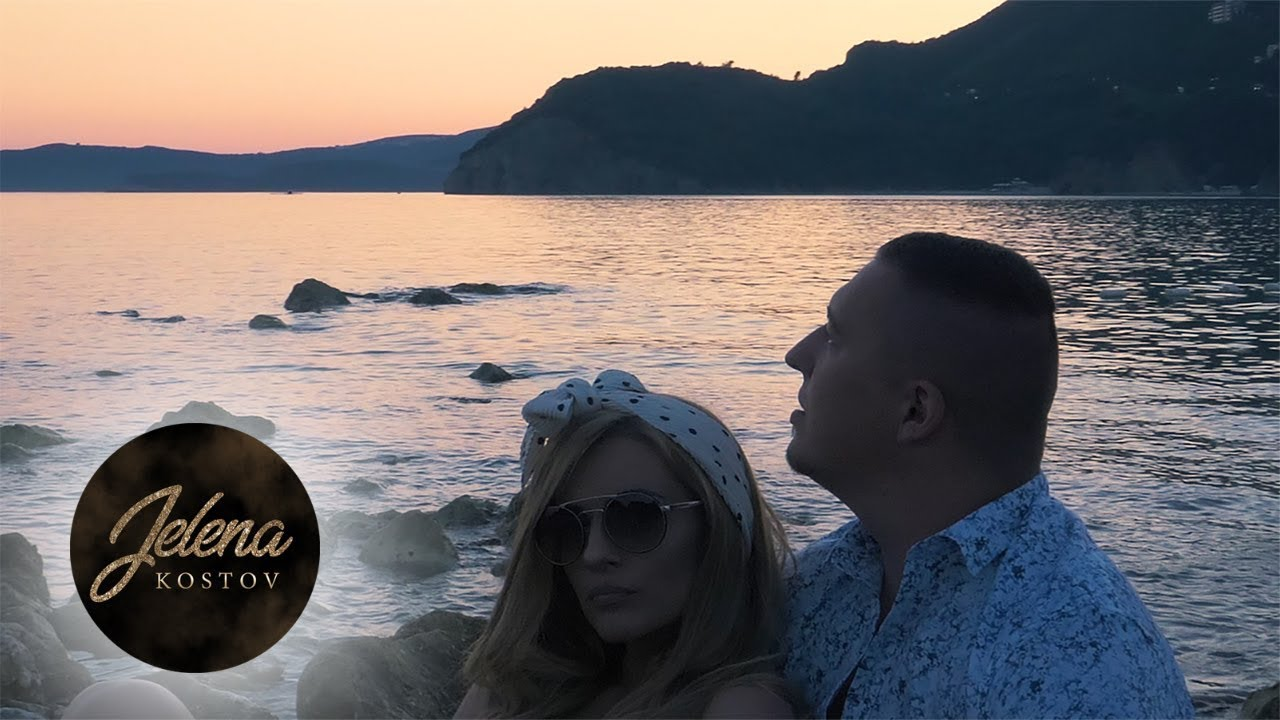 JELENA KOSTOV x AMAR GILE - PONEKAD (OFFICIAL VIDEO 2018) #1