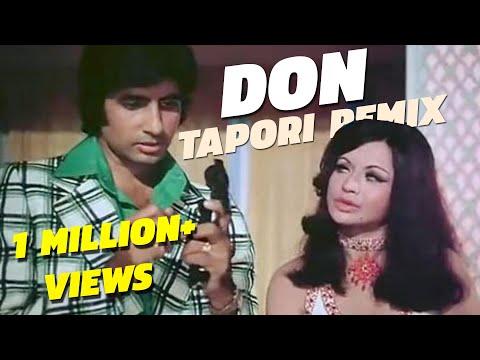 DON 1978 (TAPORI MIX) VIDEO PROMO - DJ AVI REMIX